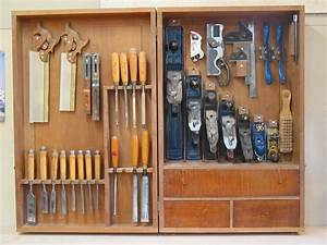 One Furniture Maker's Tool Cabinet - Popular Woodworking