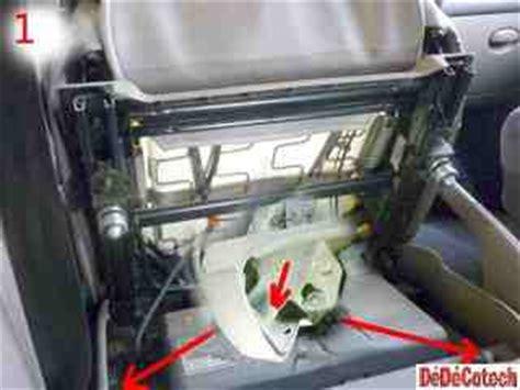 changer un siege de voiture changer la pompe de lave glace sur xsara picasso tuto