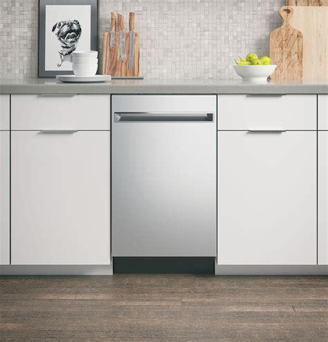 ge profile pdtsslss  built  dishwasher  appliances