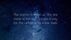 Carl Sagan Cosmos Universe - Pics about space