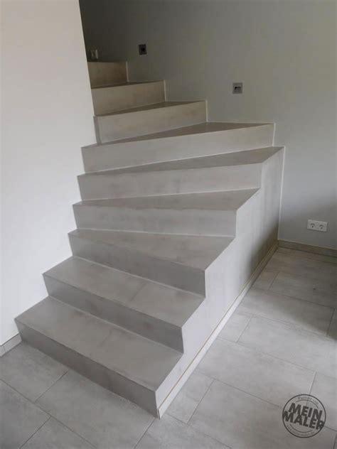 Treppe Sichtbeton Optik by Savamea Fugenlose Betonoptik F 252 R Eine Treppe In