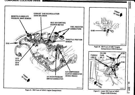 1996 Corvette Engine Compartment Diagram by 1989 Corvette Engine Compartment Diagram Wiring Library