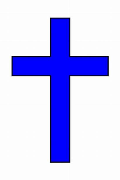 Cross Clip Clipart Vector Baptism Svg Cliparts