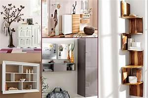 idee meuble gain de place pour optimiser son rangement With porte d entrée alu avec idée meuble salle de bain