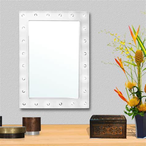 Large Vanity Mirror by Large Vanity Mirror With Light Makeup Mirror