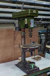 Aluminium Drilling Machine