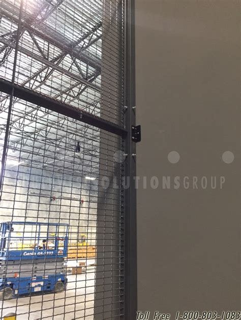 Office Supplies Norman Ok by Large Wire Mesh Safety Partition Panels Security Cages