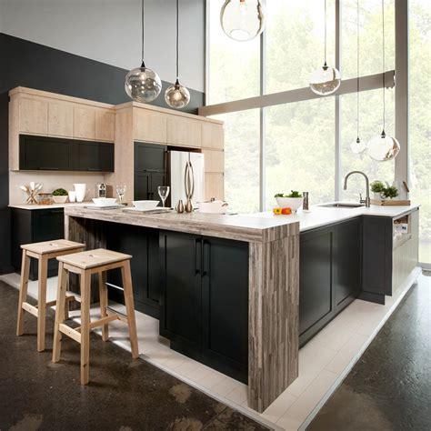 cuisine et comptoir cuisine luxembourg armoire de cuisine polylac et
