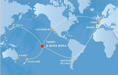Bora Bora Map Monde by The Leading Hotels Of The World Dorktastic Adventures
