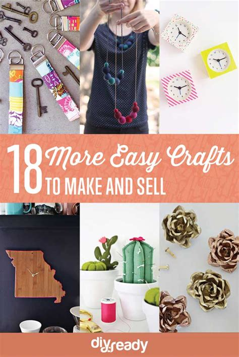 easy crafts  sell diy projects  home