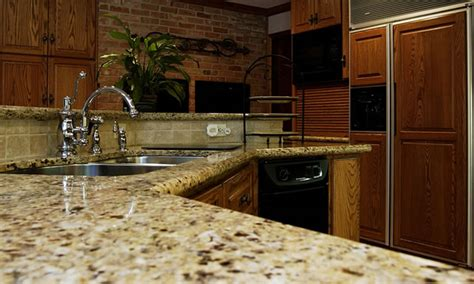 New Kitchen Countertops In Wisconsin  Brad's Construction