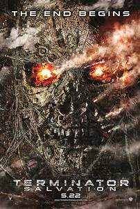 Terminator Salvation movie posters at movie poster ...