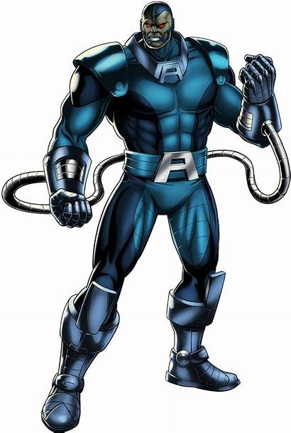 Apocalypse Marvel Comics Avengers Alliance Comic Gambit