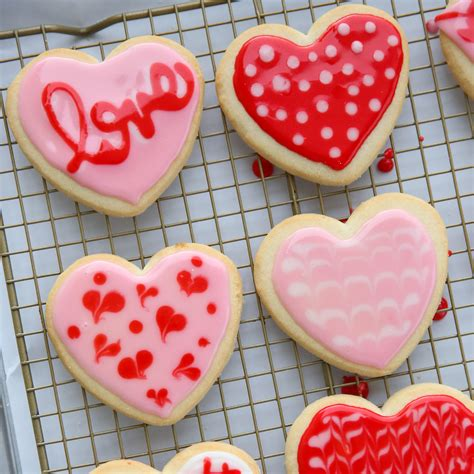 tutorial cookie decorating  glace icing   bites