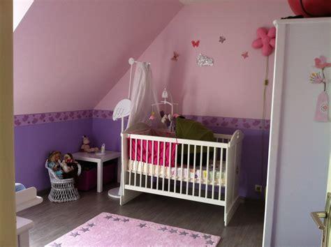 chambre violette chambre mauve bebe