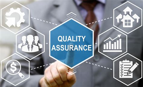 Quality Assurance: Consistent Support for Security ...