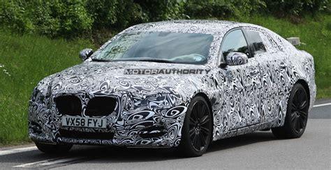 spy shots  gen jaguar xj disguised  bmw prototype
