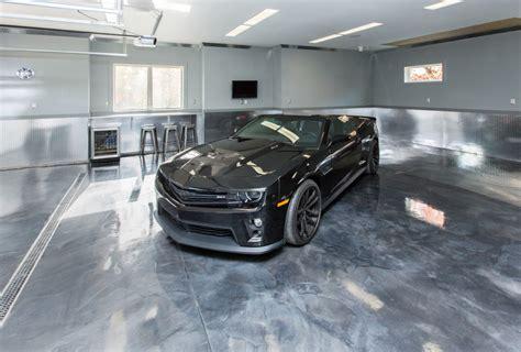 metallic epoxy garage floor metallic epoxy coatings the st store concrete