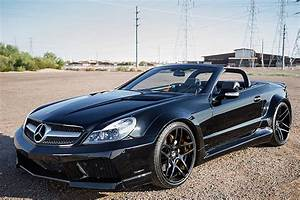 Sl 55 Amg : this widebody mercedes sl55 amg is an ageless beauty ~ Medecine-chirurgie-esthetiques.com Avis de Voitures
