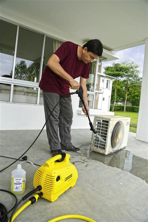 karcher  bar high pressure cleaner tiam heng