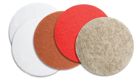 Concrete Floor Scrubber Pads by How To Select The Right Floor Buffing Pads And Scrubber