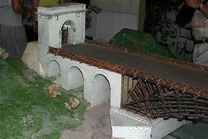 Model of Trajan's Bridge
