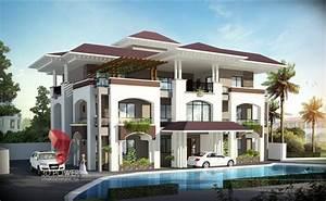 Architecture Bungalow Nagpur 3D Power