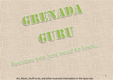 Grenada Guru February 2013 By Susan Mains Issuu