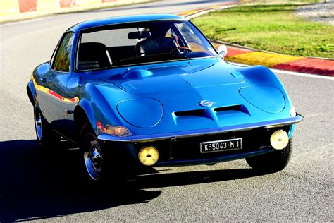 1968 Opel Gt by Opel Gt 1968 On Motoimg