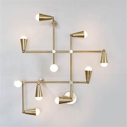 Unique Fixtures Zig Zag Lighting Designs Studio