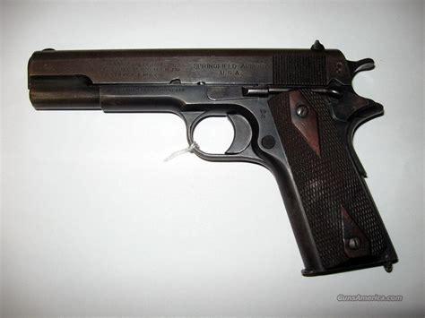 Springfield Armory Ww1 1911 For Sale