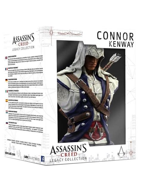 ubisoft customer service phone number assassin s creed legacy collection bust connor officiel