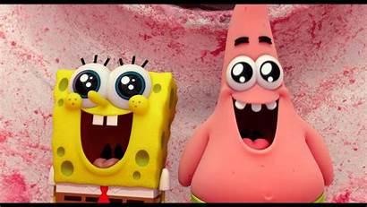 Sponge Spongebob Patrick Bob Water Candy Cotton