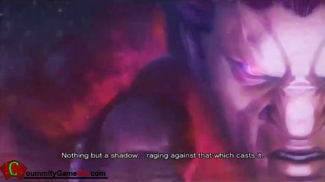 Street Fighter X Tekken Sfxt Akuma Story Ending