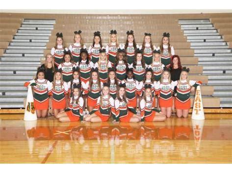 plainfield east hs girls cheerleading activities