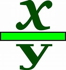 Math Fraction Clip Art at Clker.com - vector clip art ...