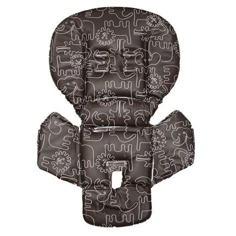 housse de chaise haute bebe housse chaise haute prima pappa peg perego savana cacao