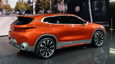 X2 Concept by Bmw X2 Concept 2016 Photo Gallery Autoblog