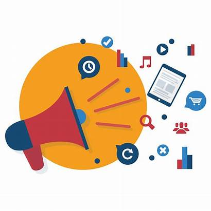 Marketing Promotion Clipart Clip Campaign Activity Promotional