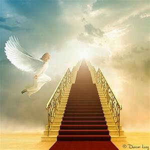 """""""AMBASSADOR FOR JESUS"""": A Staircase to Heaven 