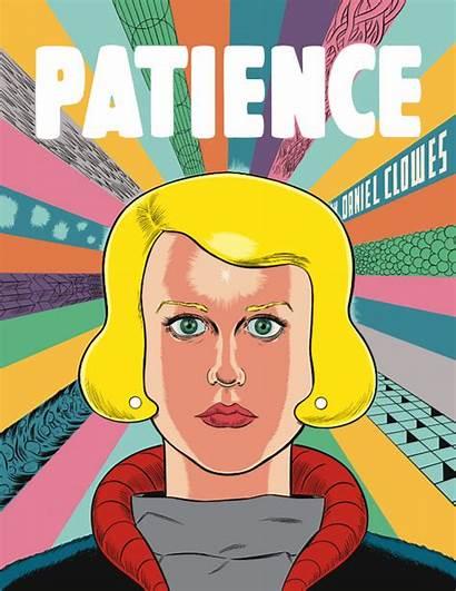 Graphic Eisner Winner Patience Clowes Novel Dan