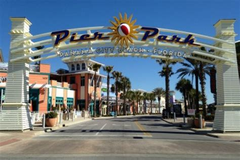 Pier Park Panama City Beach by What To Do In Panama City Beach In 24 Hours Visit Florida