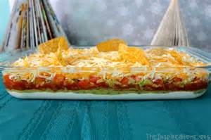 Taco Dip with Cream Cheese and Ground Beef