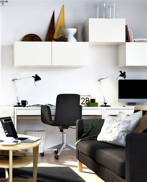 office desk in living room 57 cool small home office ideas digsdigs
