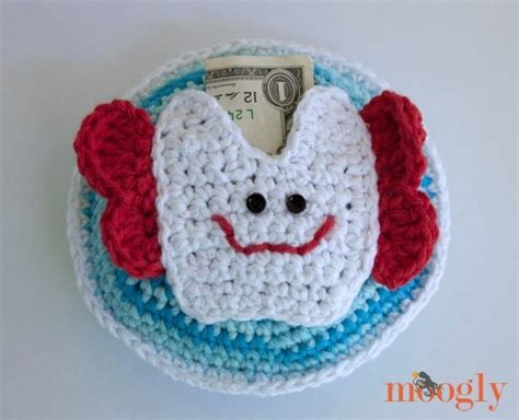 Tooth Fairy Crochet Pillow Pattern