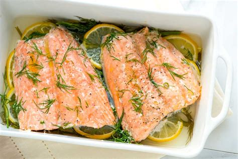 baked salmon recipes baked salmon