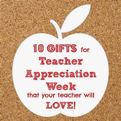 While I'm Waiting...: 10 gift ideas for Teacher