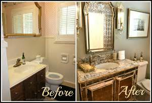 glamorous bathroom ideas small bathroom glam redo hometalk