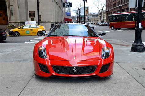 In fact, the ferrari 599 gto (~$480,000) is the company's fastest road car ever. 2011 Ferrari 599 GTO Stock # GC2054 for sale near Chicago ...