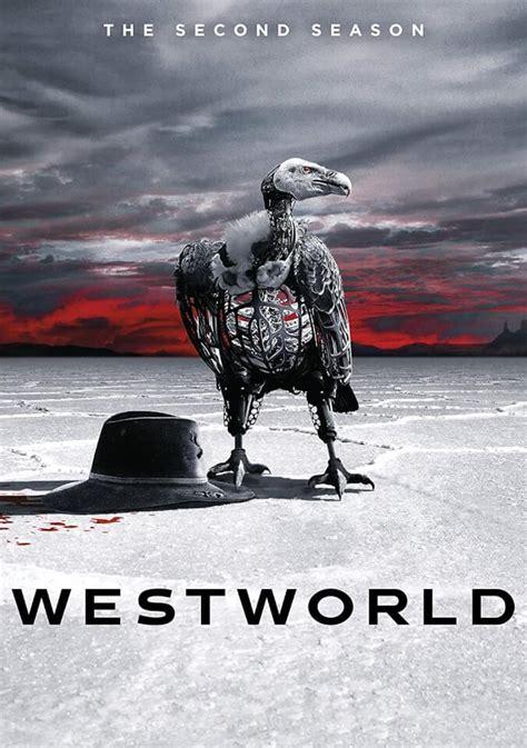 westworld season   ultra hd blu ray zavvi
